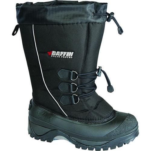 Baffin Colorado Mens Snowmobile Boots Black 8