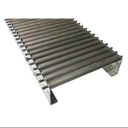 ASHLAND CONVEYOR 30F05B01B10 BenchTop Conveyor, Straight, 11-1/4 Inx5ft