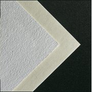 Crescent Smooth Surfaced Melton Mounting Board, Multiple Sizes, 14-Ply Thickness, White/Cream Pebbled, 10pk