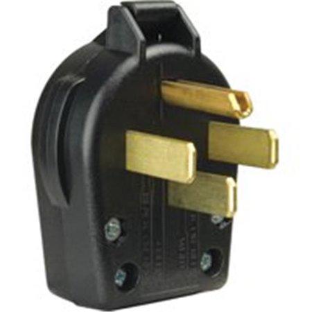 on 4 wire plug