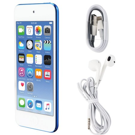 Apple iPod Touch 5th Generation (A1421) - 32GB/Blue (MD717LL/A) (Refurbished)