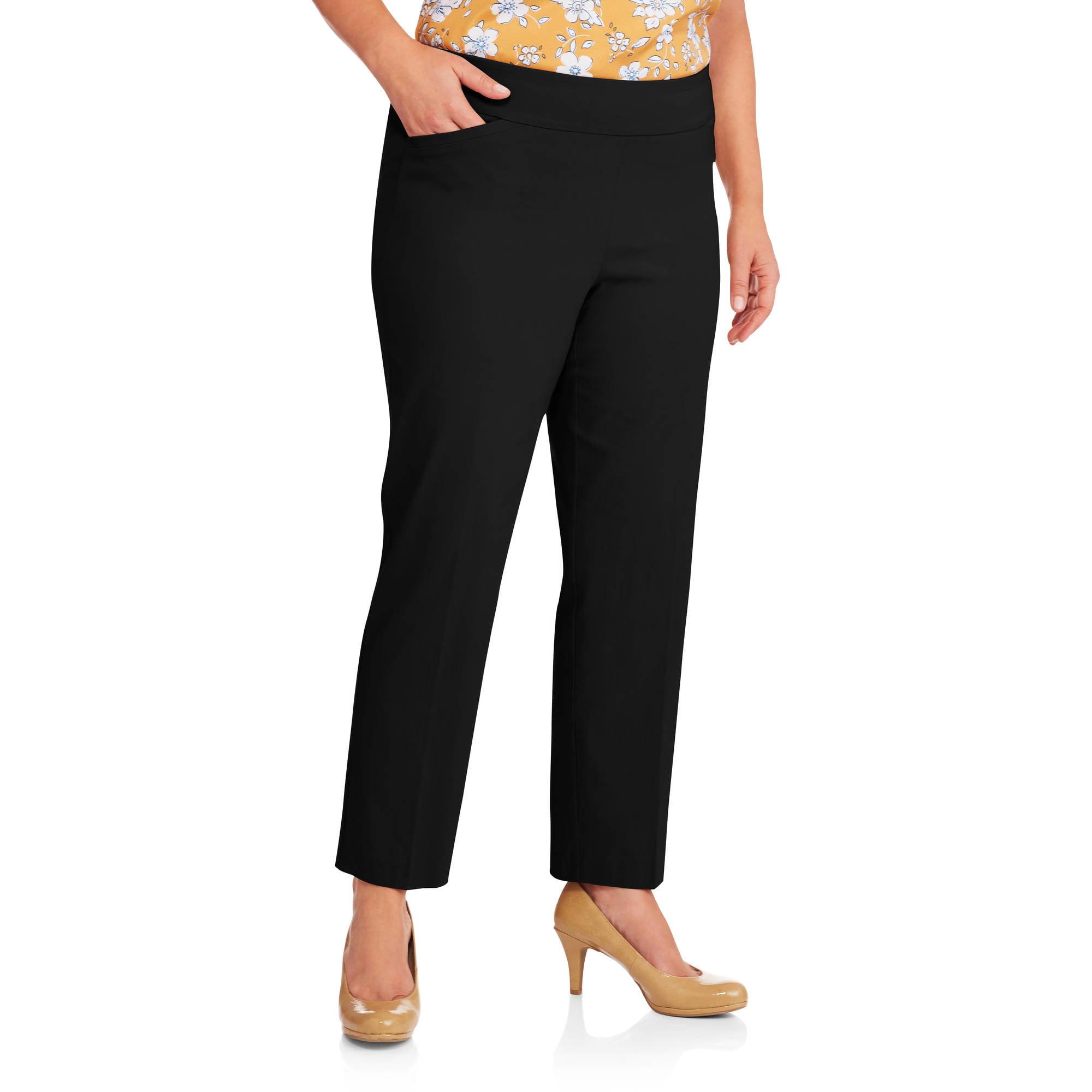 George Women's Plus Millennium Pull On Pants