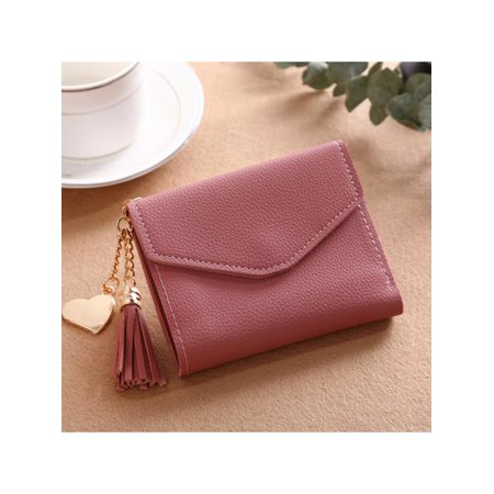 Meigar Women Small Mini Wallet Card Holder Coin Purse Clutch