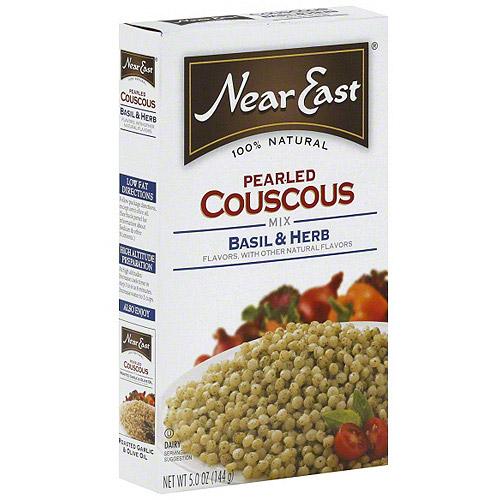 (12 Packs) Near East Basil & Herb Pearled Couscous Mix, 0.31 lb - $8.19/lb