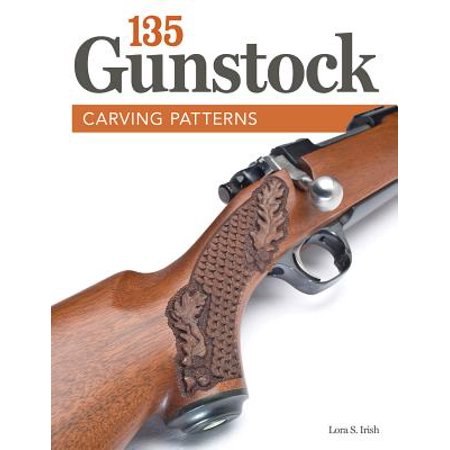 135 Gunstock Carving Patterns](Lorax Craft)
