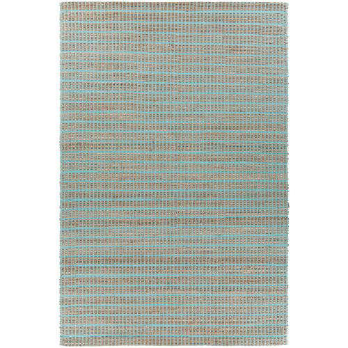 Chandra Rugs ABA375-576 Abacus 5' x 8' Rectangle Natural Fibers Contemporary Are