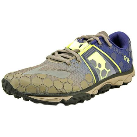 ec0e5c4bcc6 Brooks - Brooks Pure Grit 4 Men US 9 Multi Color Running Shoe - Walmart.com