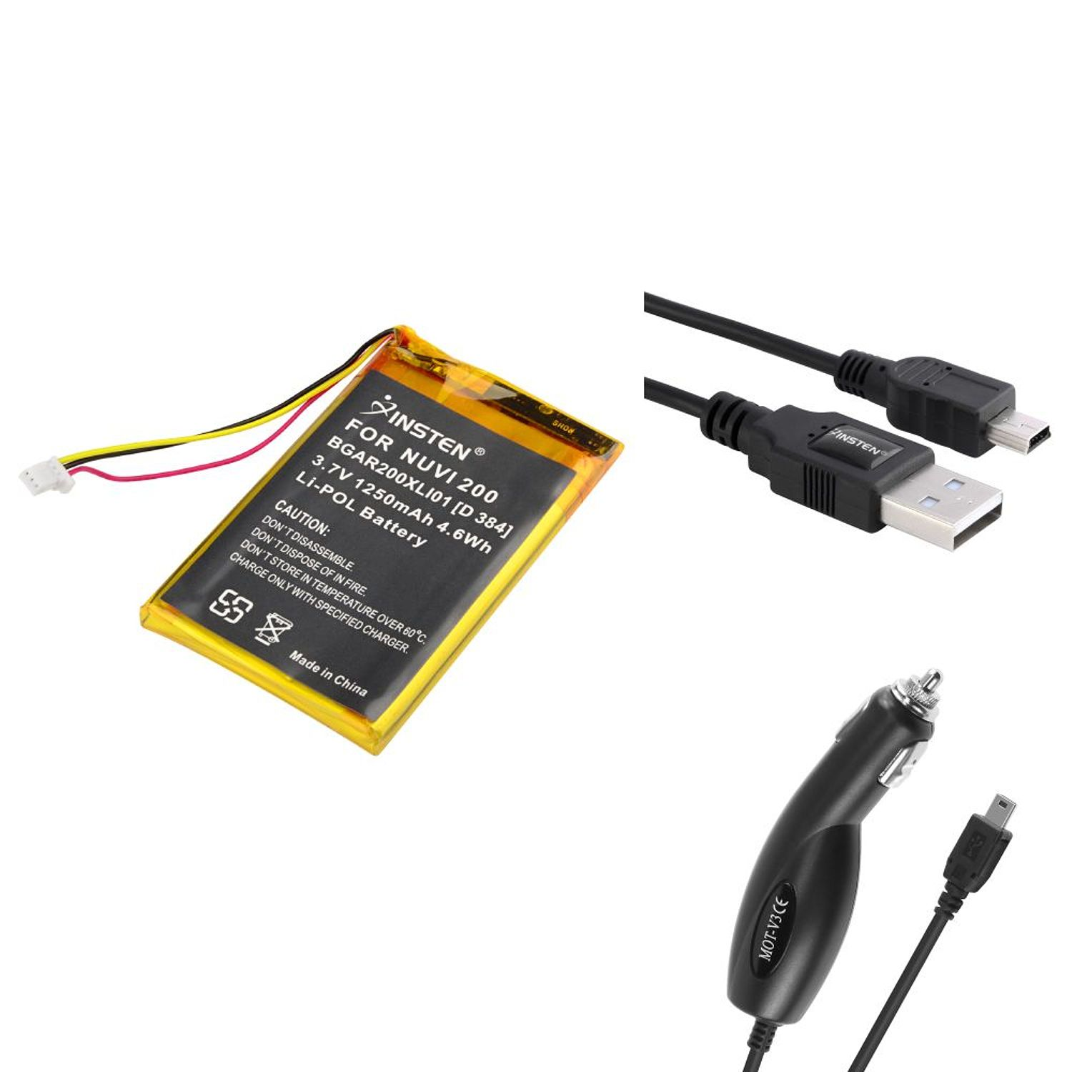 Wiring diagram garmin car charger wiring diagram portal insten battery usb car charger for garmin nuvi 200 200w 205 w 3 in rh walmart com battery charger wiring diagram schumacher battery charger wiring diagram asfbconference2016 Images