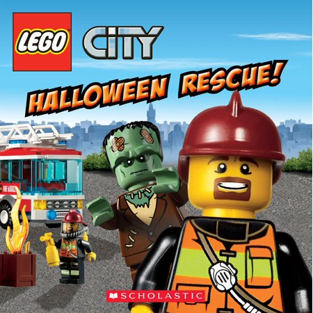 LEGO City: Halloween Rescue - eBook - Halloween City Opening Date