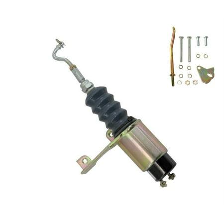 100% NEW Fuel Shutoff Solenoid SA-3765-12 repl Syncro start US -
