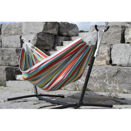 Vivere's Combo, Ciao Hammock with Stand (9')