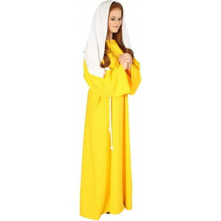 Alexander Costume 22-255-Y Biblical Peasant Lady Costume - Yellow (Biblical Halloween Crafts)