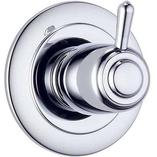 Delta Classic Six Function Diverter Valve Trim, Available in Various Colors