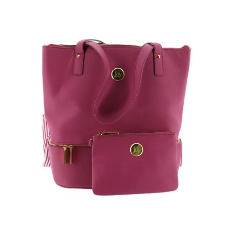 JOY Smart Chic Leather Handbag Set Secret Section