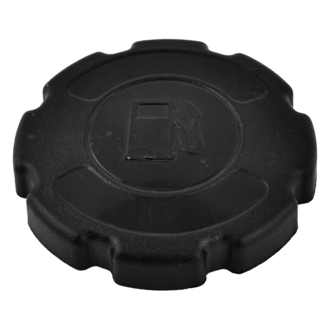 Spare Part Plastic Black Round Engine Motor Fuel Tank Gas Cap Cover