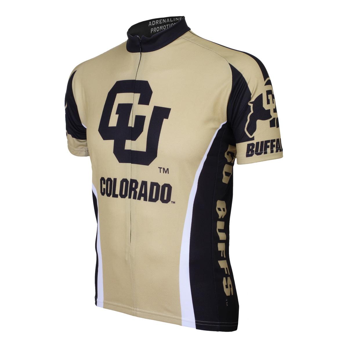 Adrenaline Promotions Colorado University Buffs Cycling Jersey
