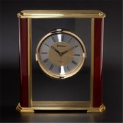 Magnet Group 6450 Florence Brass Clock