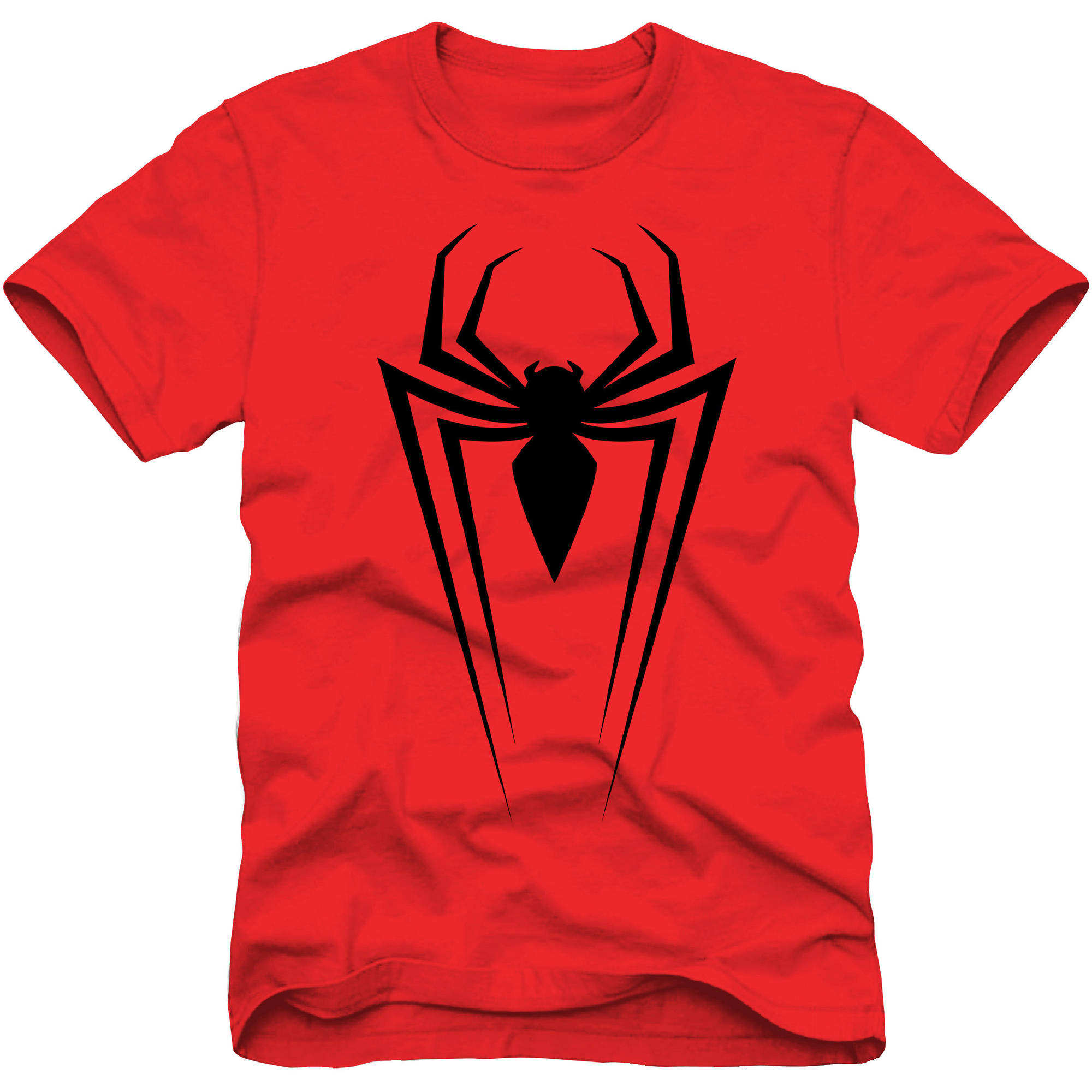 Marvel Spiderman Logo Boys Graphic Tee