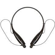 LG HBS-730 Bluetooth Headset - Retail Packaging - Black
