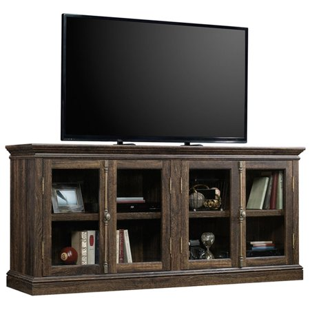 Sauder Barrister Lane Storage Credenza for TVs up to 80