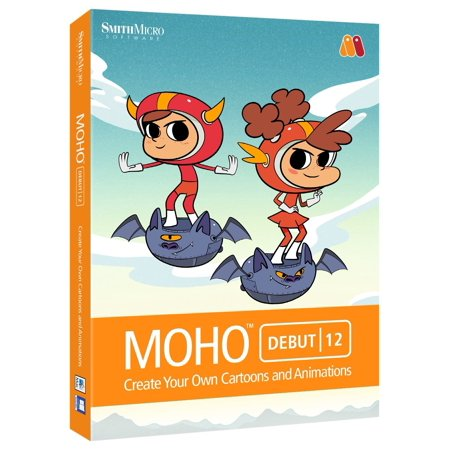 Smith Micro Moho Debut 12 For Windows And Mac