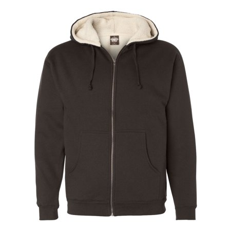 Independent Trading Co. Sherpa Lined Full-Zip Hooded Sweatshirt - Online Trading Sites