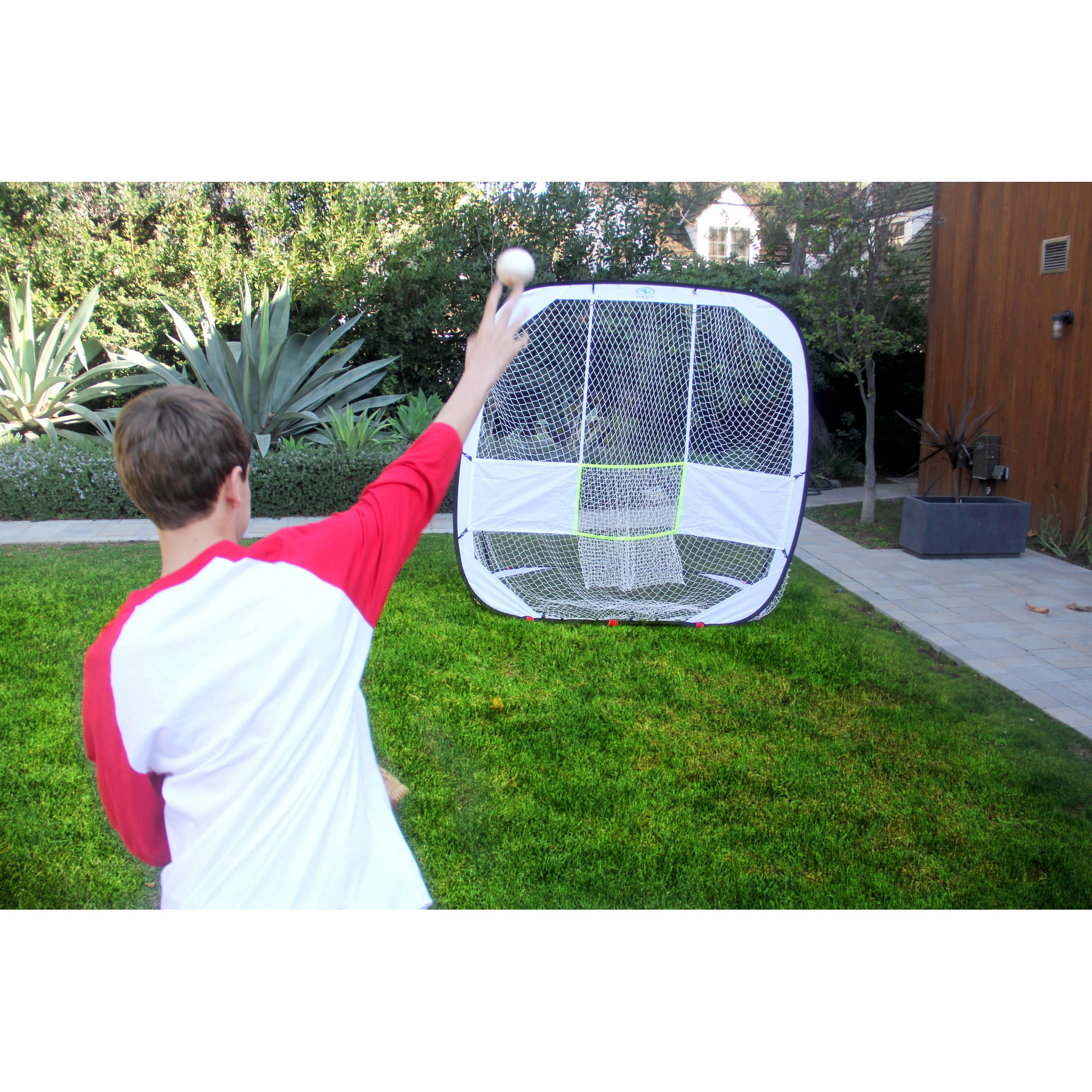 Athletic Works 7' Pop-Up Net