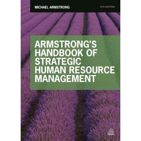 Armstrong's Handbook of Strategic Human Resource