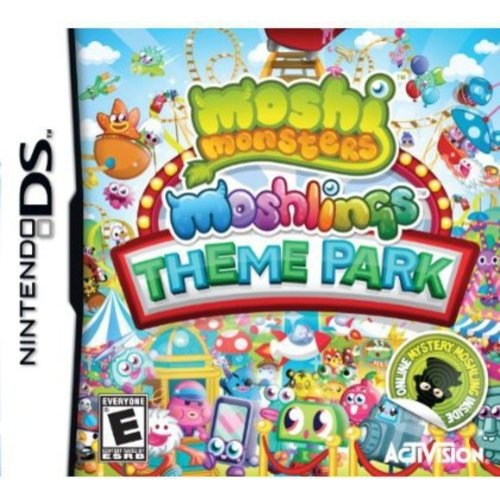 Moshi Monsters 2: Moshlings Theme Park (DS)