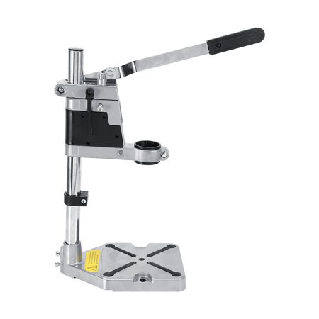 HURRISE Rotary Tools Drill Press Stand,Workbench Repair Tool Clamp for Drilling Collet,drill Press Table ,Table Top Drill Press