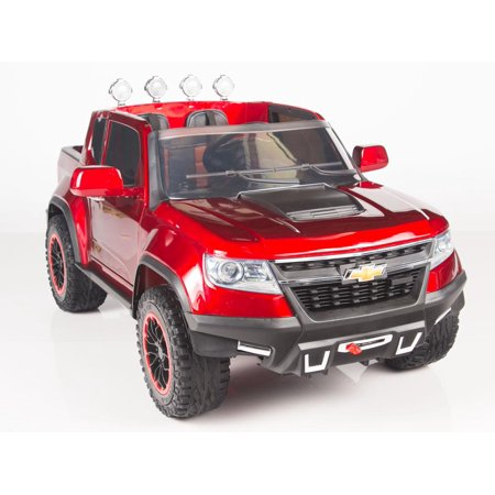 Toy Cars That You Can Drive >> Heavy Duty Rc Truck Car Remote Control Edition 4 X 4 Gm Chevy Style 12v Off Road Cars For Boys