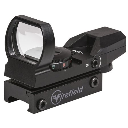 Sight Reflex, Tactical Pistol Rifle Shotgun Reflex Sight Mount,