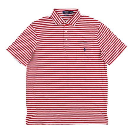 ympning januari Lite  Polo Ralph Lauren - Polo Ralph Lauren Mens Interlock Pocket Polo ...
