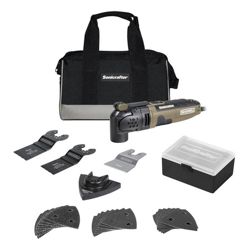 Rockwell 3.0A 3-Degree Sonicrafter 31-Piece Kit