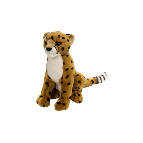 "Realistic Cheetah Plush - 15"" by Wild Republic - 89990"