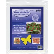"Heat Moldable Double-Sided Fusible Plus-9""X12"""