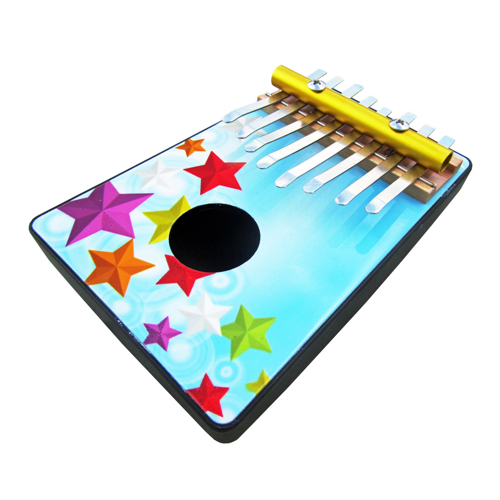Stars 8 Note Thumb Piano