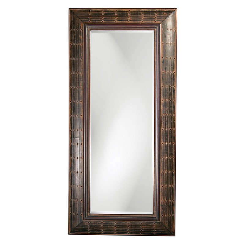 Howard Elliott Pamela Leaning Floor Mirror - 40W x 84H in. - Walmart.com