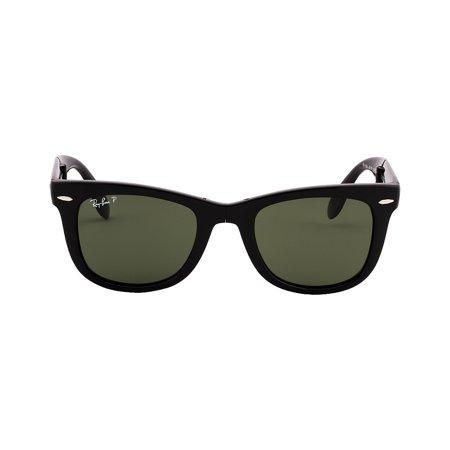 c29b37103e Ray-Ban - Rayban Nylon Frame Polarized Green Classic Lens Unisex Sunglasses  0RB41056015850 - Walmart.com
