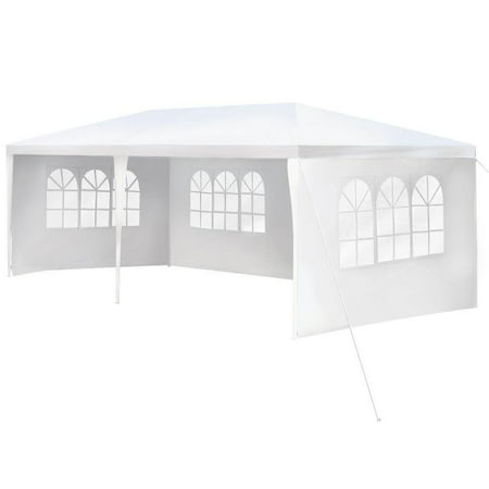 10'x20' Outdoor Canopy Party Wedding Tent Garden Gazebo Pavilion Cater Events -4