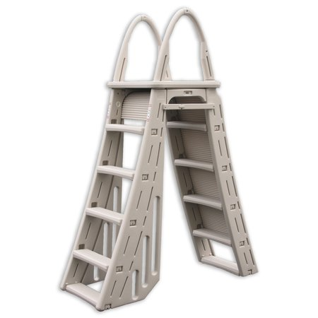 Roll Guard A Frame Ladder With Step Pad Combo