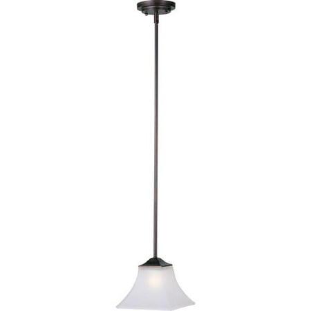 Maxim Lighting Aurora - One Light Mini Pendant, Oil Rubbed Bronze -