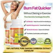 Maritz Mayer Laboratories Garcinia Cambogia Weight Loss Diet Pills, 1300 Mg, 60 Ct