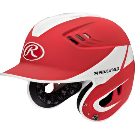 Rawlings Velo Senior AWAY R16 2-Tone Baseball Batting (Senior Batting Helmet)