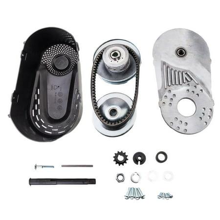 Ktaxon Go Kart 6.5 HP 212CC Predator Torque Converter Clutch Kit 3/4