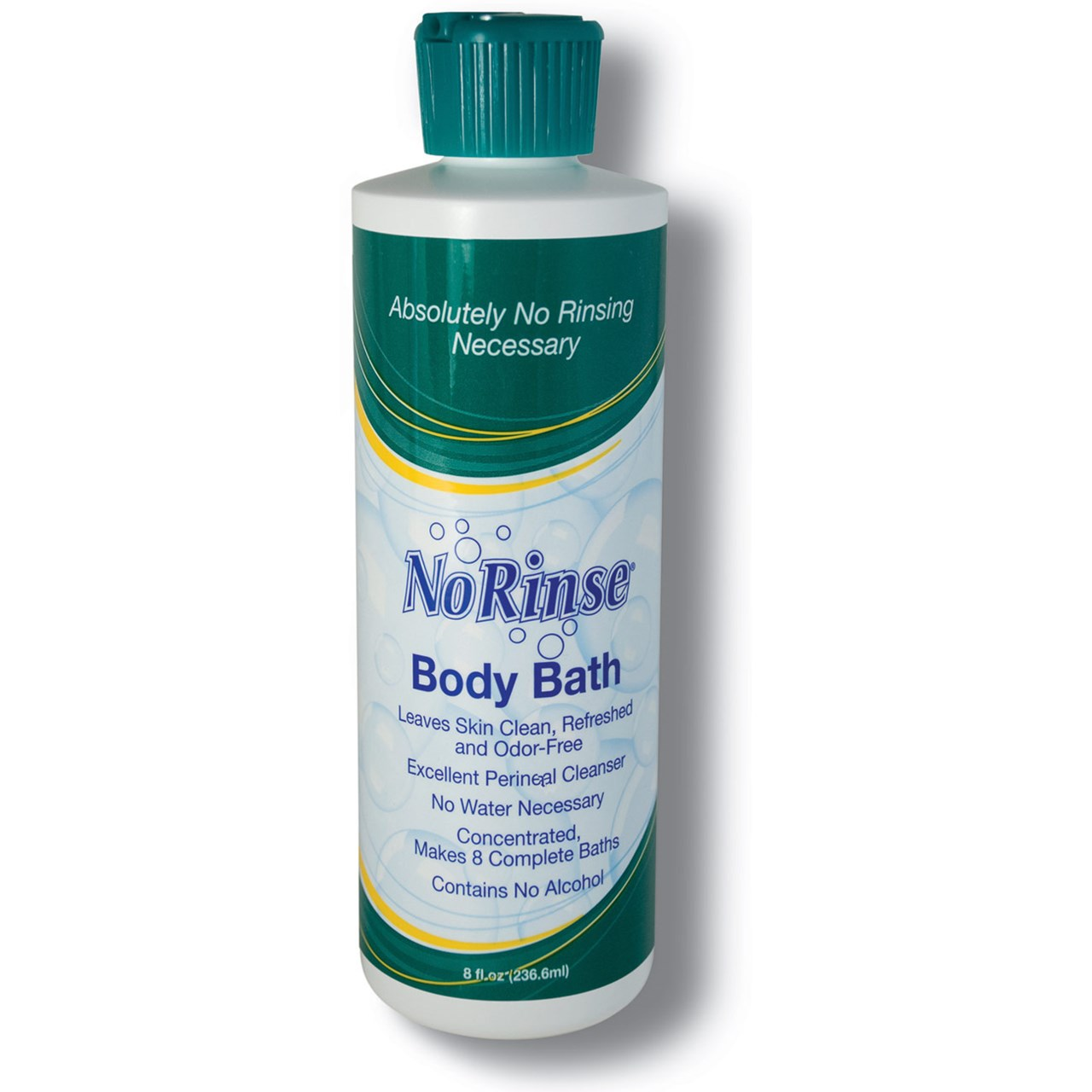 No-Rinse Body Bath -8 oz.