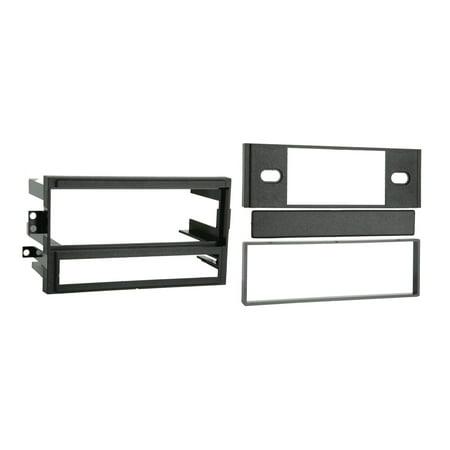 Metra 99-7578 for Nissan Hardbody Quick 2-Shaft to DIN Conversion Dash Kit Kit Nissan Hardbody Truck