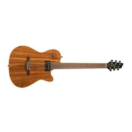 Godin A6 Ultra Acoustic-Electric Guitar (Koa High