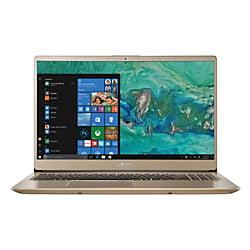 "Acer® Swift 3 Laptop, 15.6"" Screen, Intel® Core™ i5, 8GB Memory/16GB Intel® Optane™ Memory, 1TB Hard Drive, Windows® 10 Home"