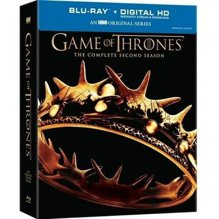 Game Of Thrones  The Complete Second Season  Blu Ray   Digital Hd With Ultraviolet